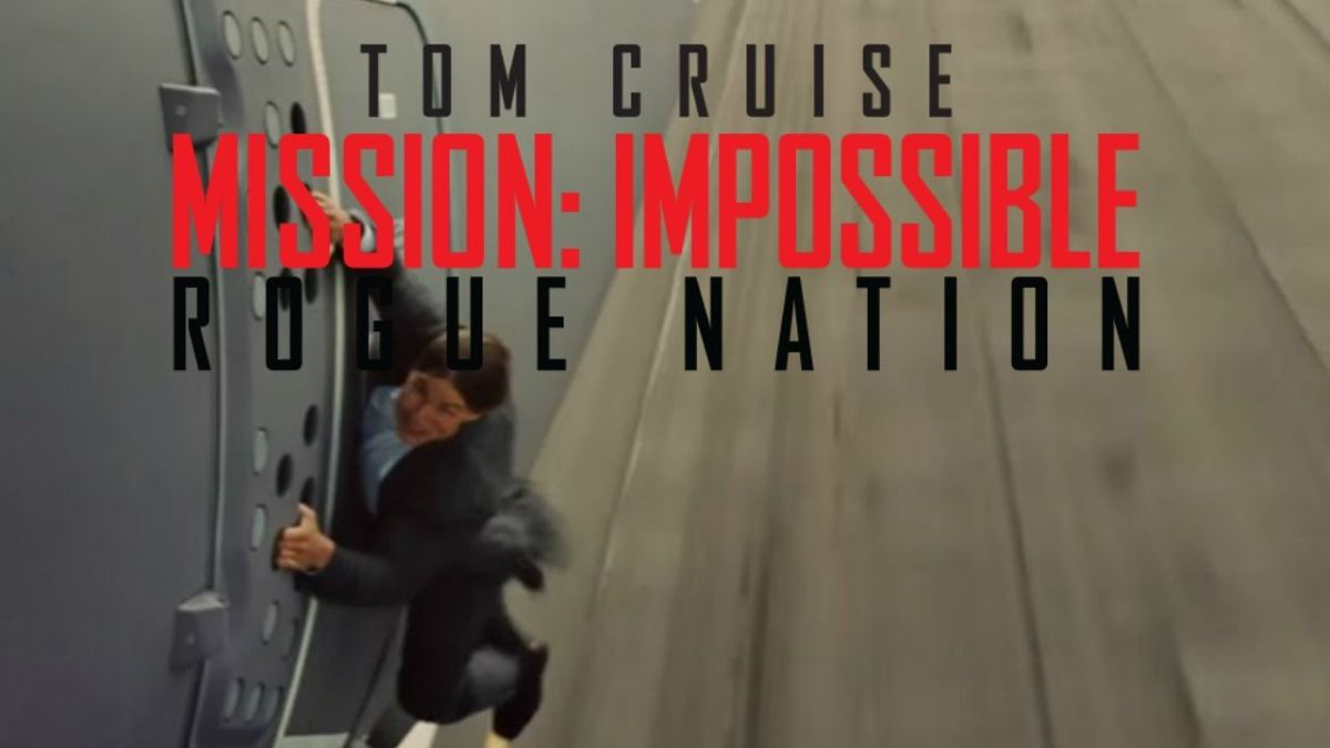 Mission Impossible 5 2015 Mission Impossible 5