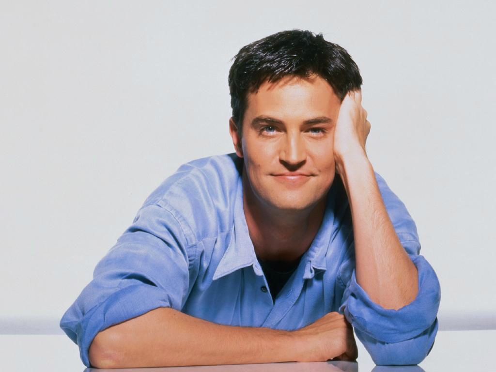 Why Chandler Bing is t...